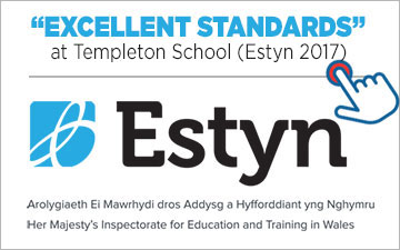 EXCELLENT Standards at Templeton school